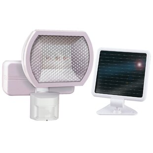 Reviews 1-Light Flood Light By Heathco