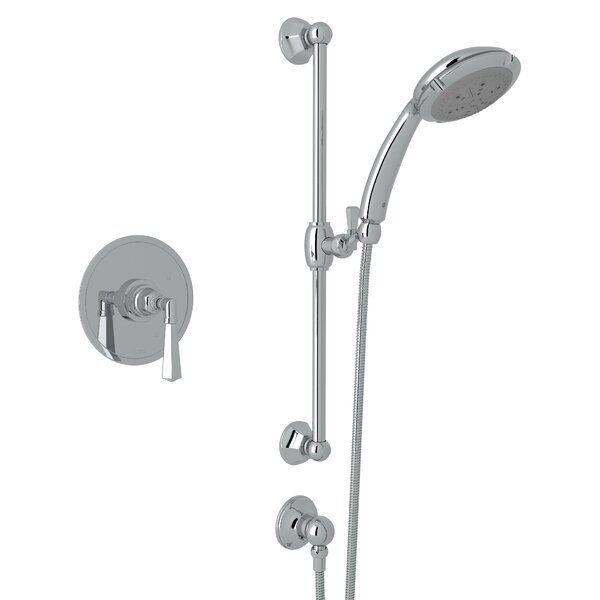 San Giovanni Pressure Balance Complete Shower System with Rough-in Valve by Rohl Rohl