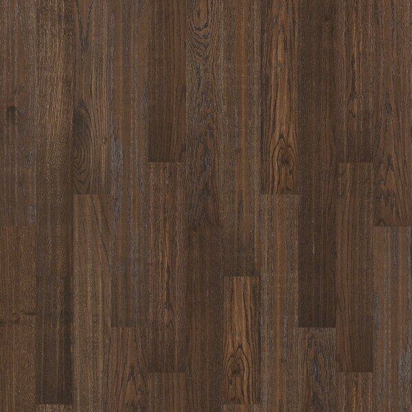 Chico 4 Solid Oak Hardwood Flooring in Gray by Shaw Floors