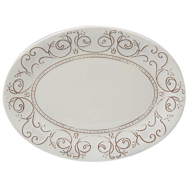 Lazo Oval Platter by Ophelia & Co.