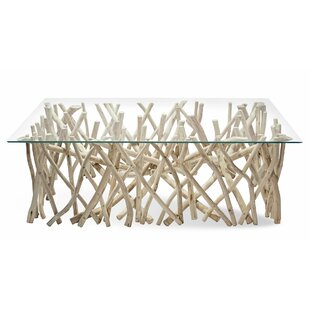Rectangular Branch Wood Coffee Table