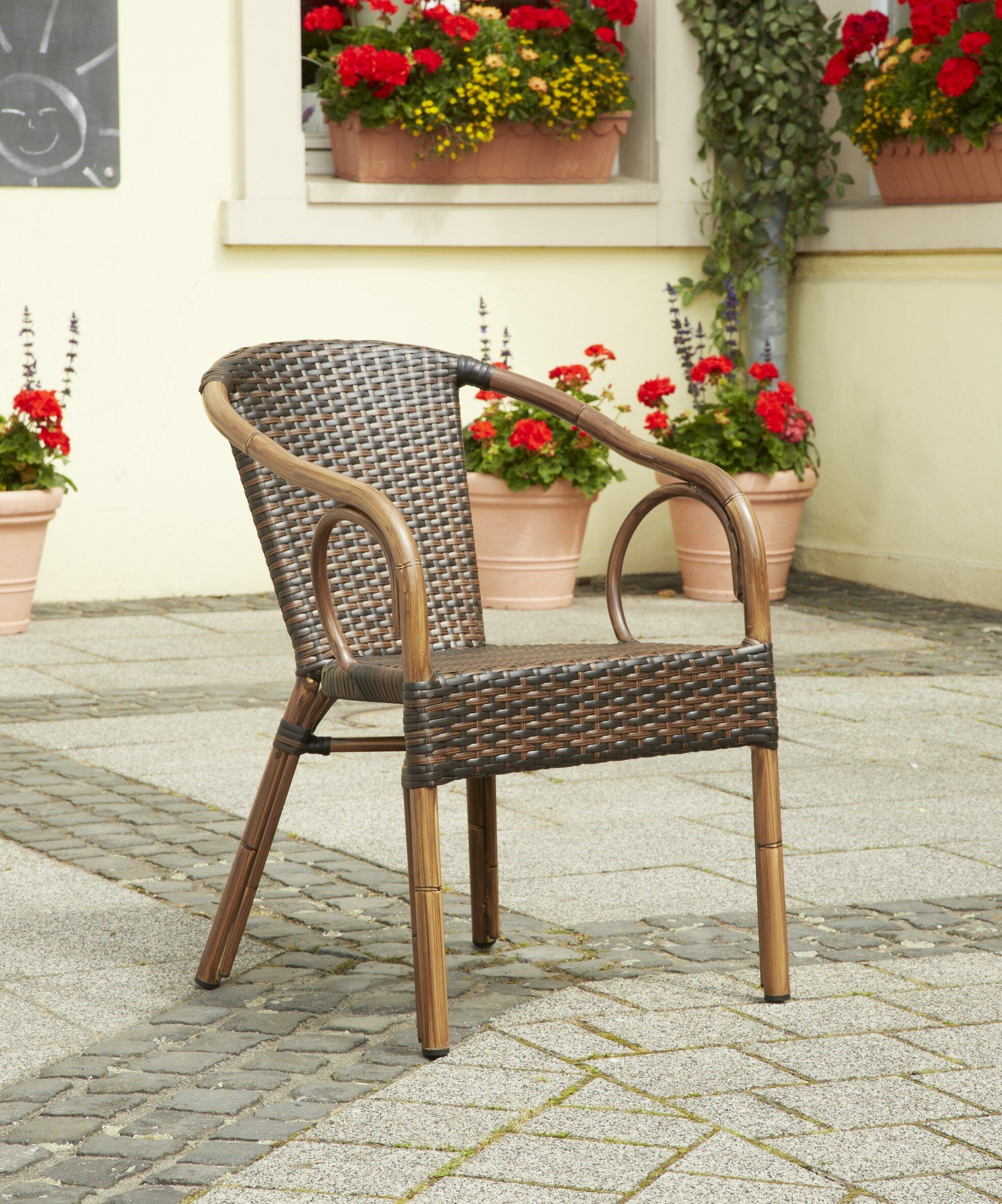 Rock Stacking Garden Chair