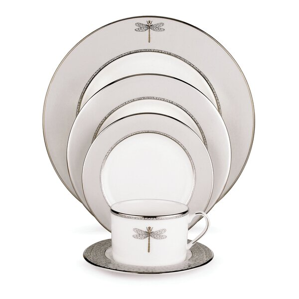 June Lane Bone China 5 Piece Place Setting, Service for 1 by kate spade new york