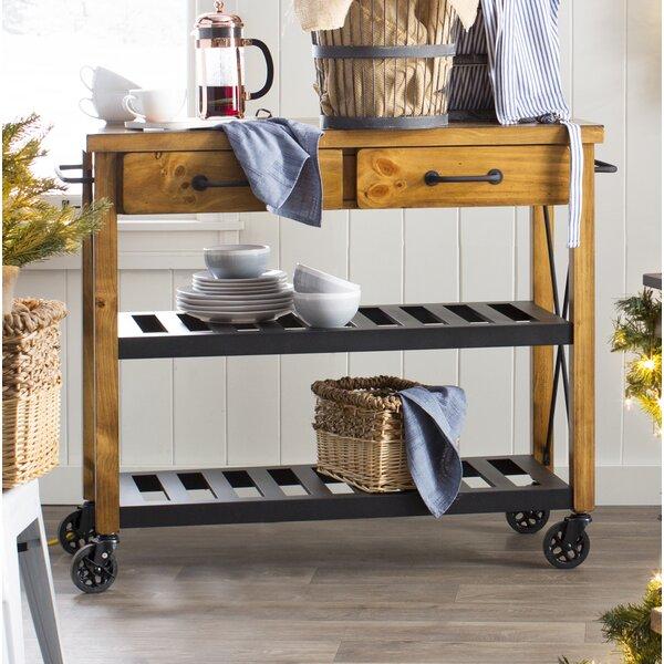 Chamberlin Kitchen Cart by Trent Austin Design
