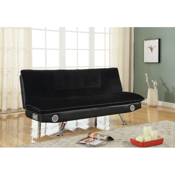 Makayla Futons Sleeper Sofa by Wade Logan