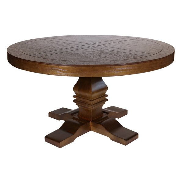 Pinzon Round Dining Table by One Allium Way