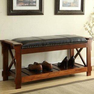 Wood Storage Bench by All Things Cedar