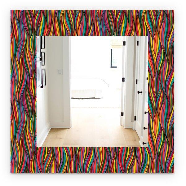 Gorgeous Wave Wall Mirror