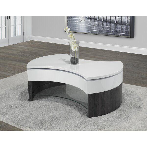Coffee Table with Storage by Brassex