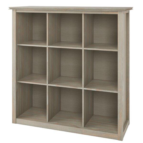Three Posts Grey Bookcases