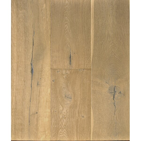 Highlands 10.25 Engineered Oak Hardwood Flooring in Wick by Albero Valley