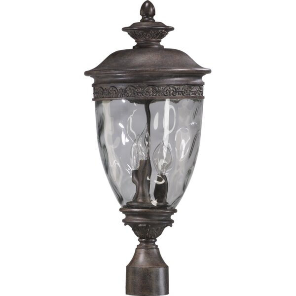 Schneider 3-Light Lantern Head by Astoria Grand