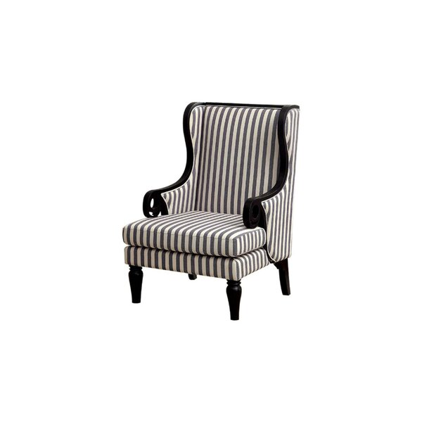 Blas Wingback Chair by Darby Home Co