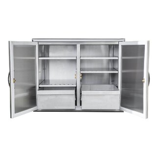 Stainless Steel Dry Storage Cabinet