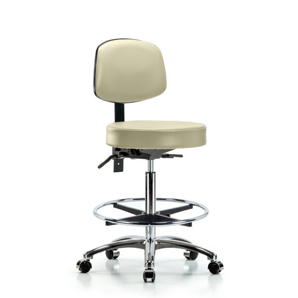 Marvelous Micah High Bench Height Adjustable Lab Stool By Symple Stuff Machost Co Dining Chair Design Ideas Machostcouk