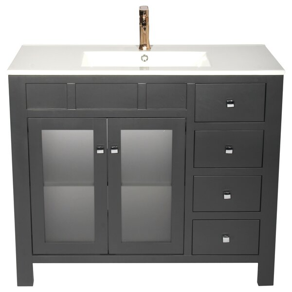 Raymundo 47 Single Bathroom Vanity Set by Latitude Run