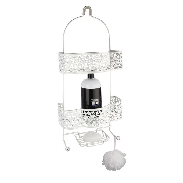 Metal Hanging Shower Caddy by Wildon Home ®