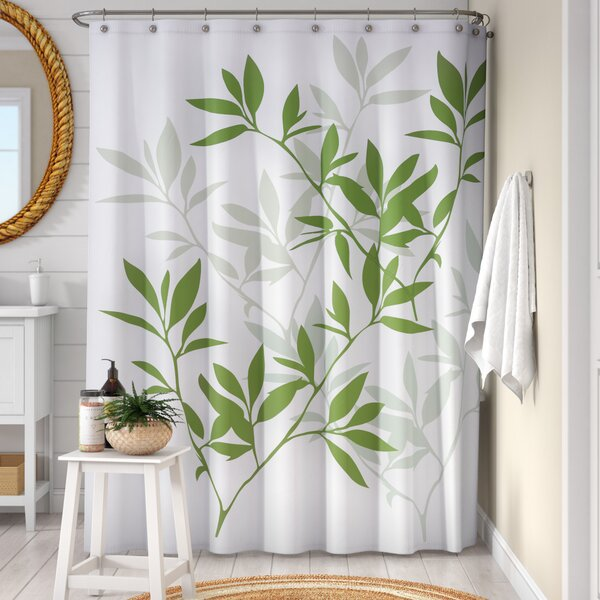 Rory Shower Curtain by Beachcrest Home
