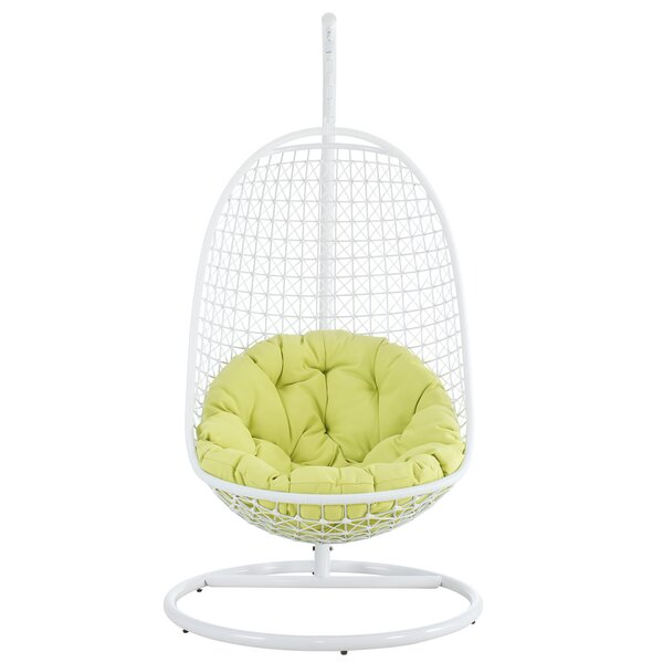 Encounter Swing Chair with Stand by Modway Modway