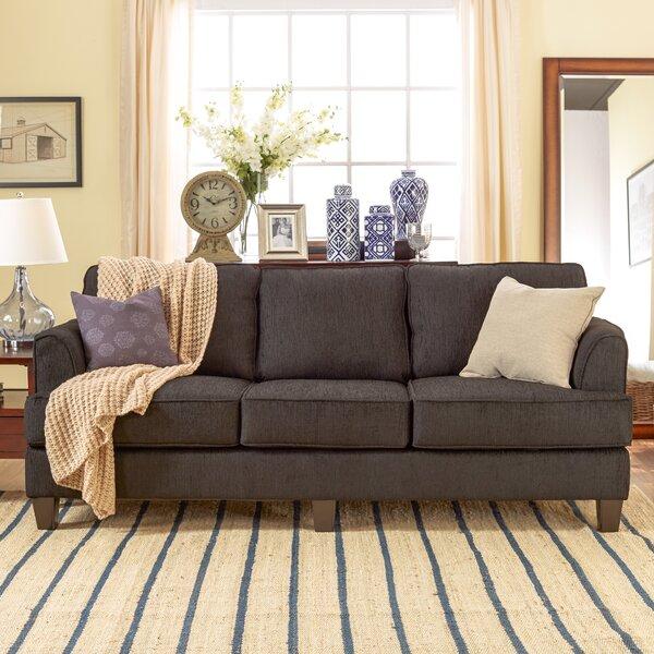 Serta Upholstery Pressley Sofa by Red Barrel Studio