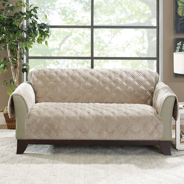 Plush Comfort Loveseat Slipcover by Sure Fit