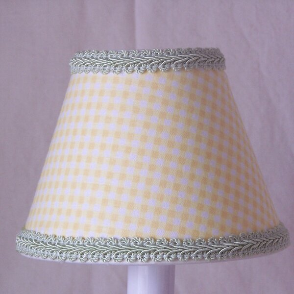 Gingham In The Sun Night Light by Silly Bear Lighting