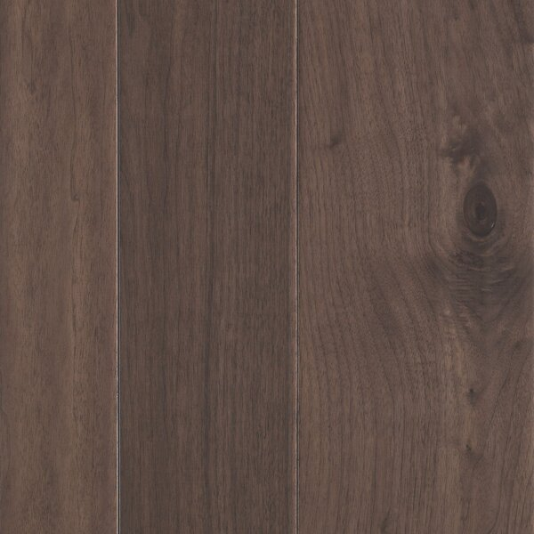 Kearny Random Width Engineered Walnut Hardwood Flooring in Natural Walnut by Mohawk Flooring