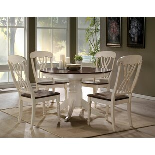 Patten 5 Piece Dining Set By August Grove