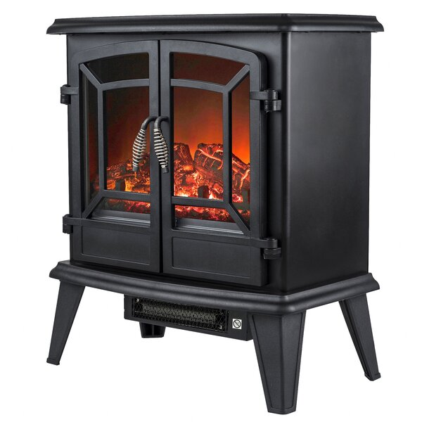 400 sq. ft. Vent Free Wood Stove by AKDY