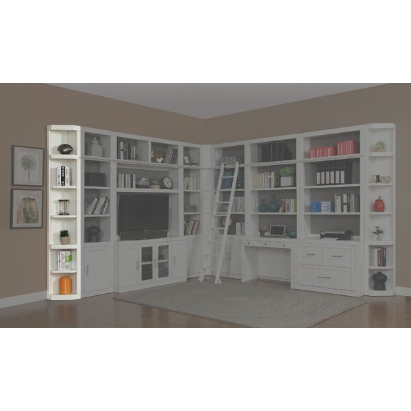 Outside Corner Unit Bookcase by Parker House Furniture