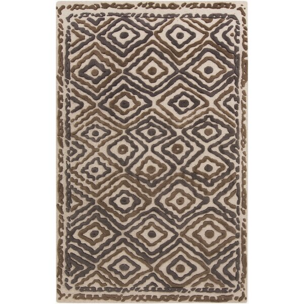 Sala Ivory Area Rug by Bungalow Rose