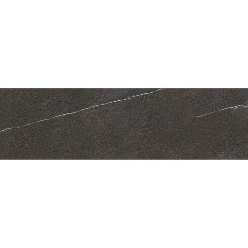 Lifestone 24 X 4 Bullnose Tile Trim In Dark Gray