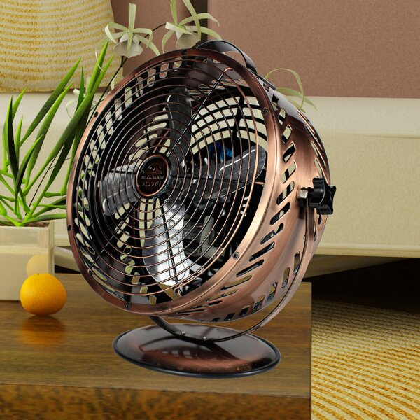 Himalayan Breeze 9 Table Fan by WBM LLC