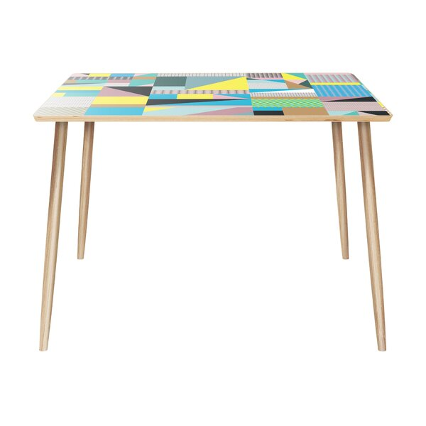 Lankin Dining Table by Brayden Studio
