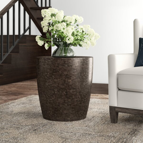 Clint End Table by ARTERIORS
