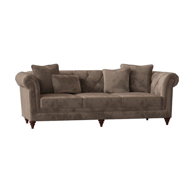 New Look Downsview Chesterfield Sofa by Craftmaster by Craftmaster