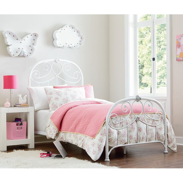 Schaumburg Standard Bed by Three Posts
