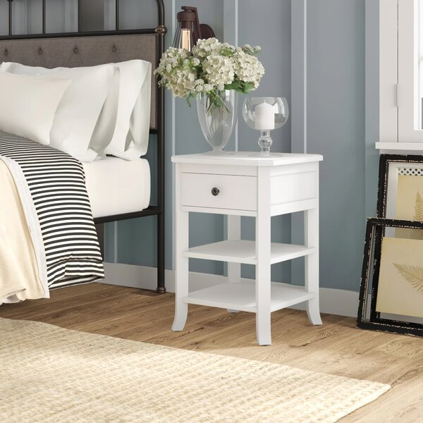Ableman 1 Drawer Nightstand By Birch Lane™ Heritage