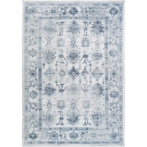 Broadview Navy Area Rug