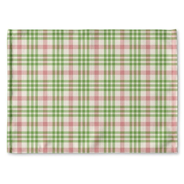 Pascual Plaid Placemat by Darby Home Co