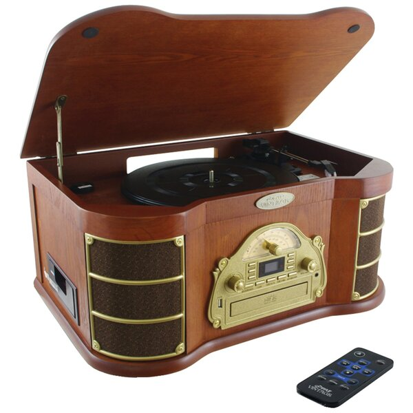 Bluetooth Vintage Style Turntable by Pyle