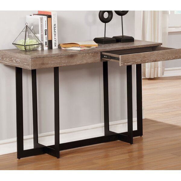 Bosco Console Table By 17 Stories