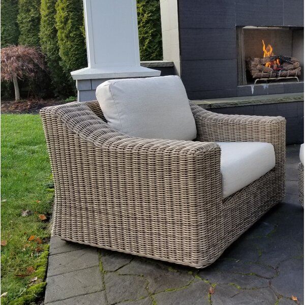 El Nido Club Chair with Cushions by E9-Halo