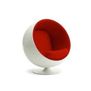 Kaplan Swivel Balloon Chair
