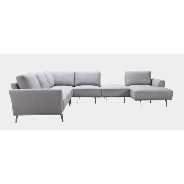 Tadcaster Modular Sectional with Otoman by Orren Ellis