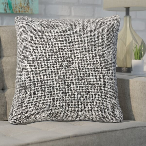 Alsacia Silk Throw Pillow by Eider & Ivory