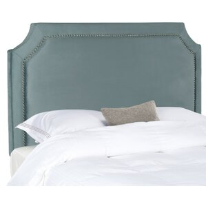 Wellsboro Queen Upholstered Panel Headboard by Darby Home Co