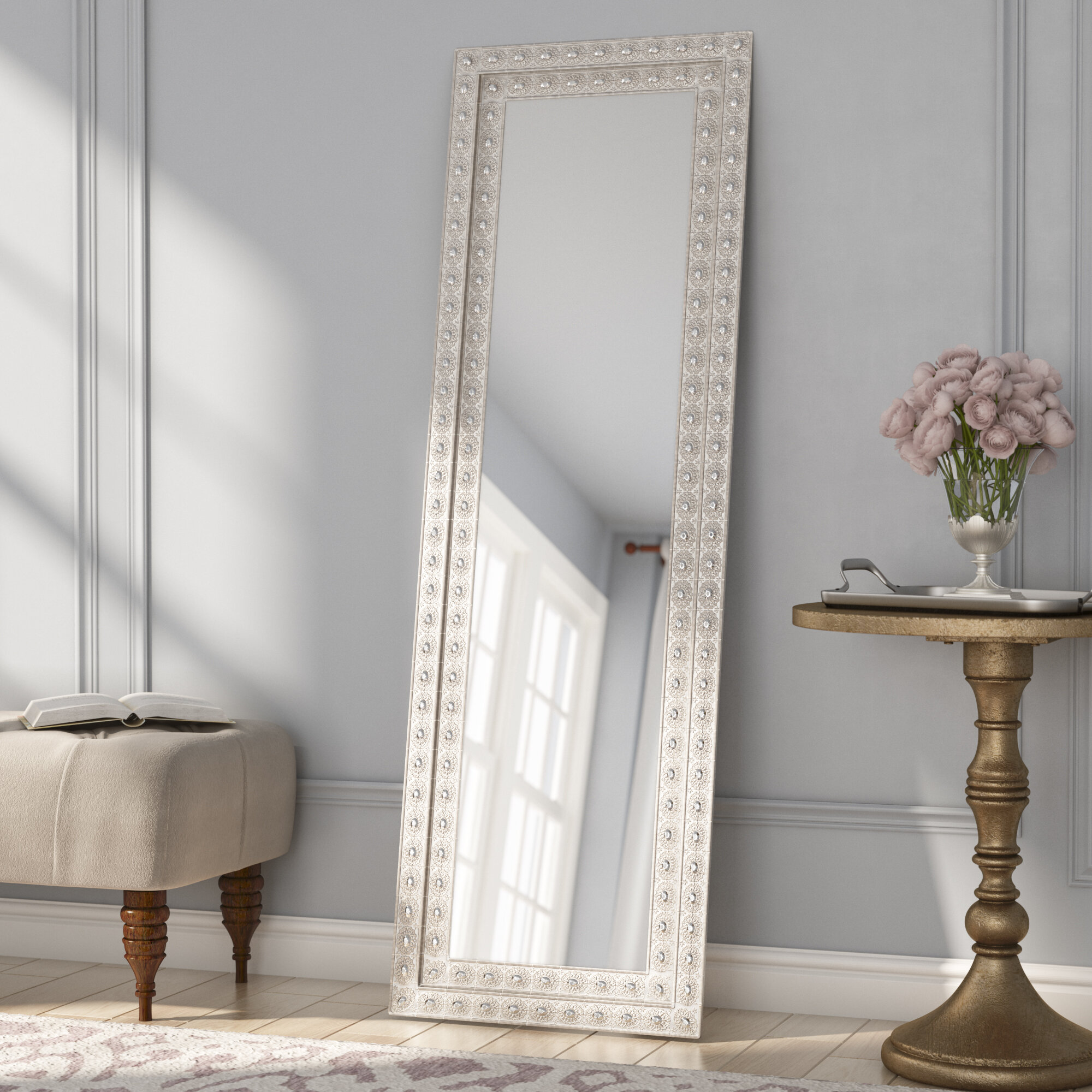 Floor Mirrors Up To 60 Off Through 9 29 Wayfair