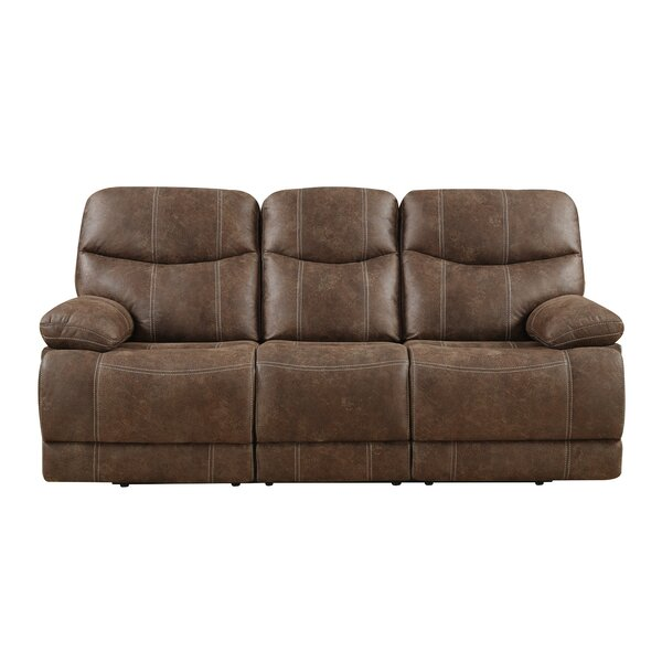 Sellars Motion Reclining Sofa by Red Barrel Studio