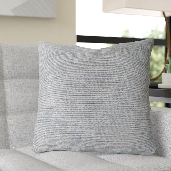 Borsch Luxury Throw Pillow by Orren Ellis